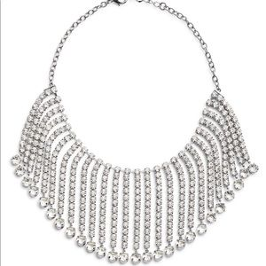 Kate Spade! Crystal Statement Necklace!!